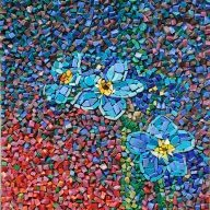 virgini mosaic